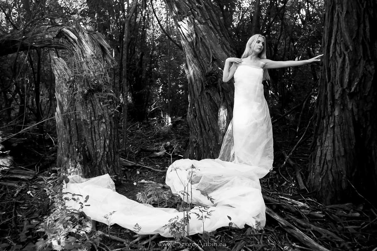 """Projet """"Dames de la Forêt"""" - Monica"""