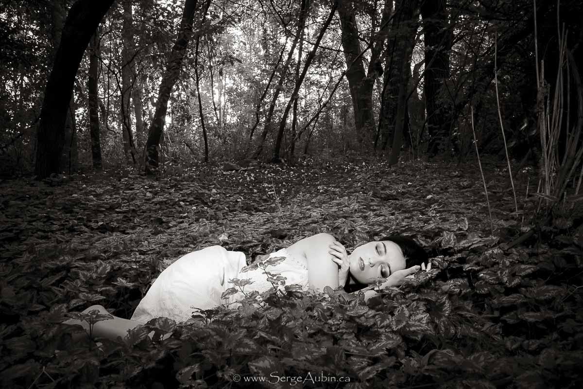 """Projet """"Dames de la Forêt"""" - Nina"""