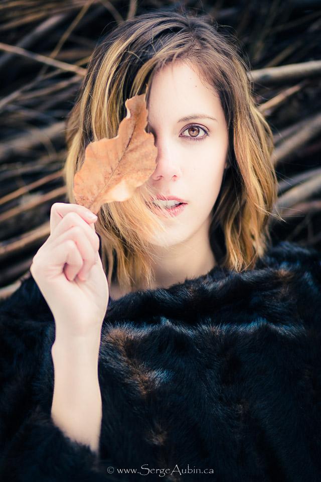 "Projet ""Dames de la Forêt"" - Joanie"